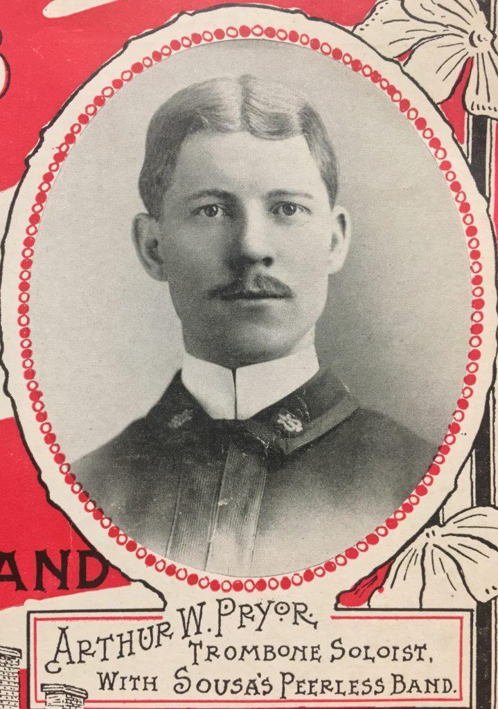 Arthur Pryor(1896)