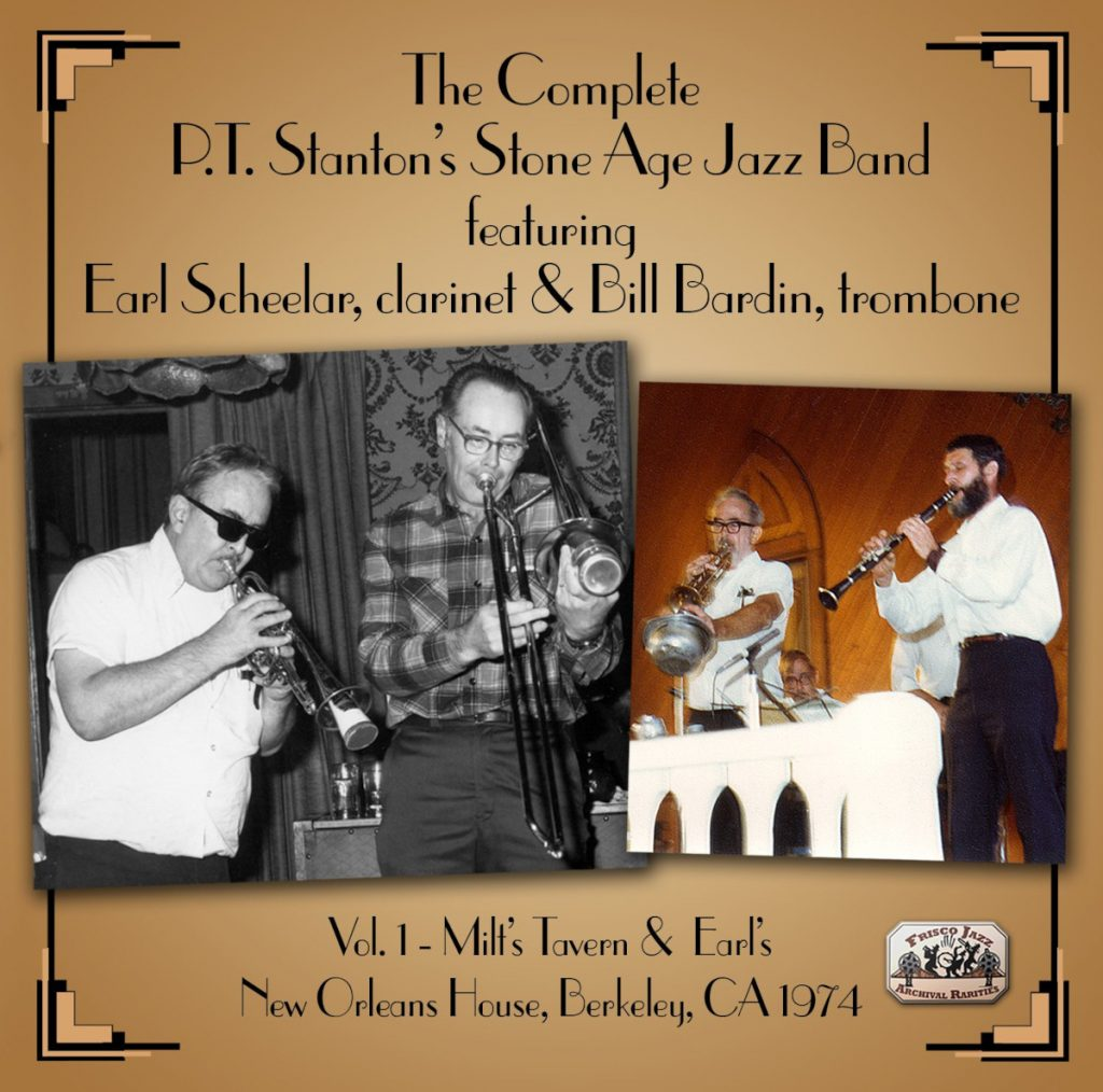 The Complete Pete Stanton's Stone Age Jazz Band