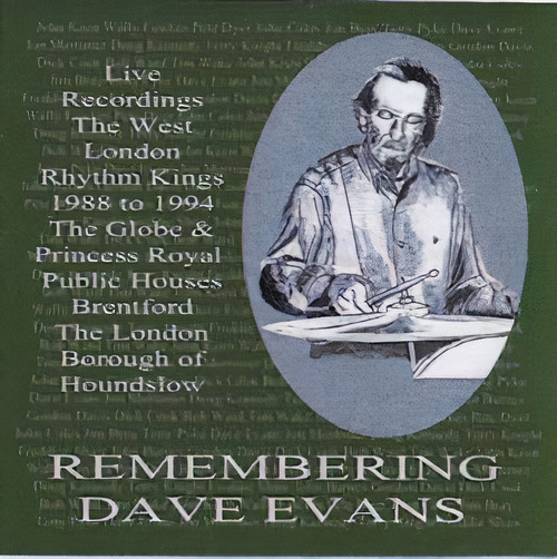 West London Rhythm Kings • Remembering Dave Evans