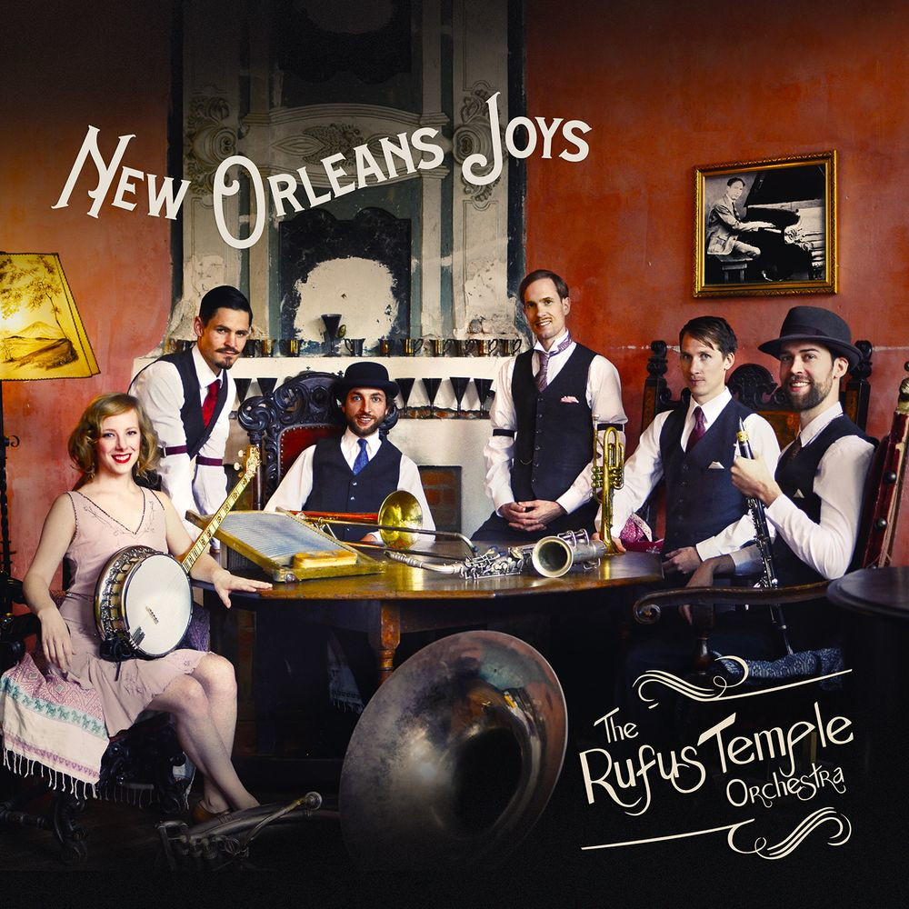 Rufus Temple Orchestra New Orleans Joys