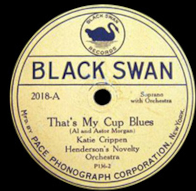 First Black Swan Record