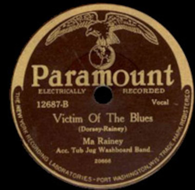 Ma Rainey and her Tub Jug Washboard Band