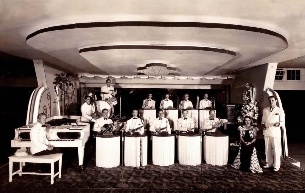Spud' Murphy's band in Venice, CA