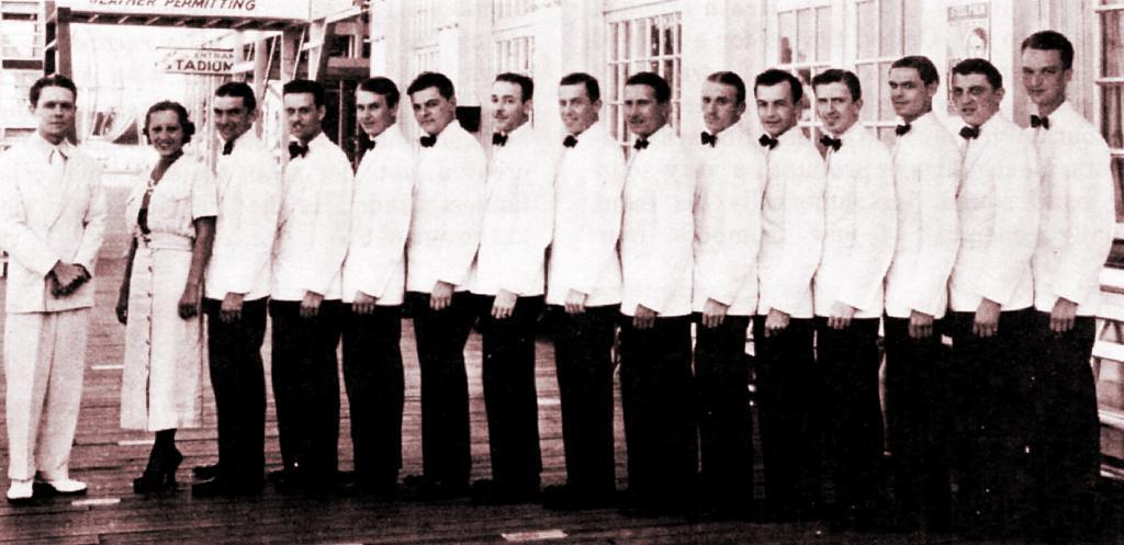 The Joe Haymes Orchestra.