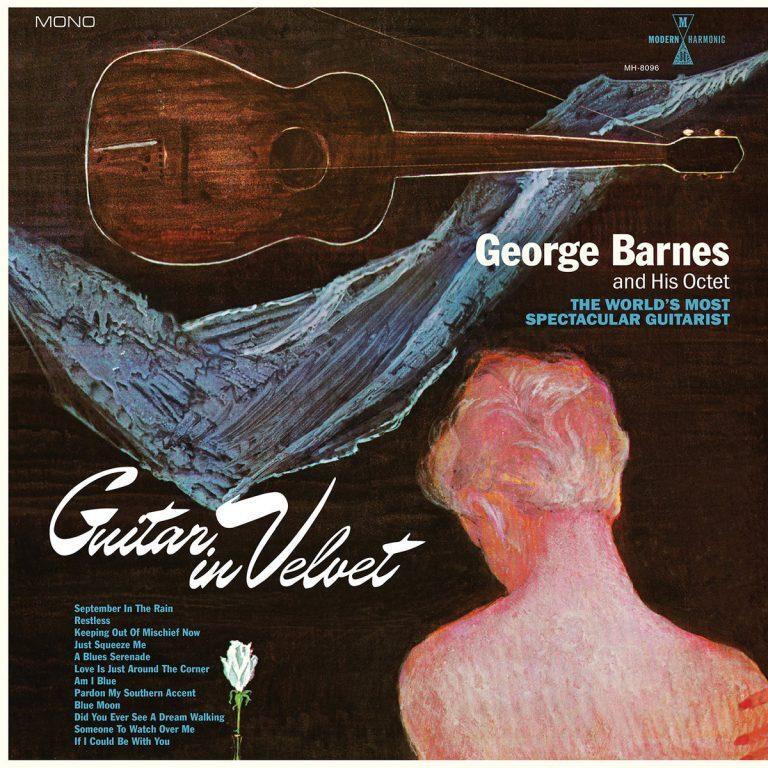 Guitar in Velvet