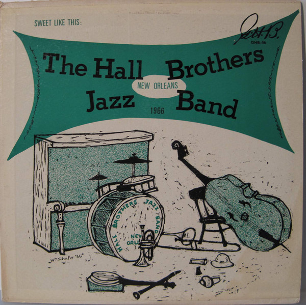 The Hall Brothers Jazz Band In Their Prime