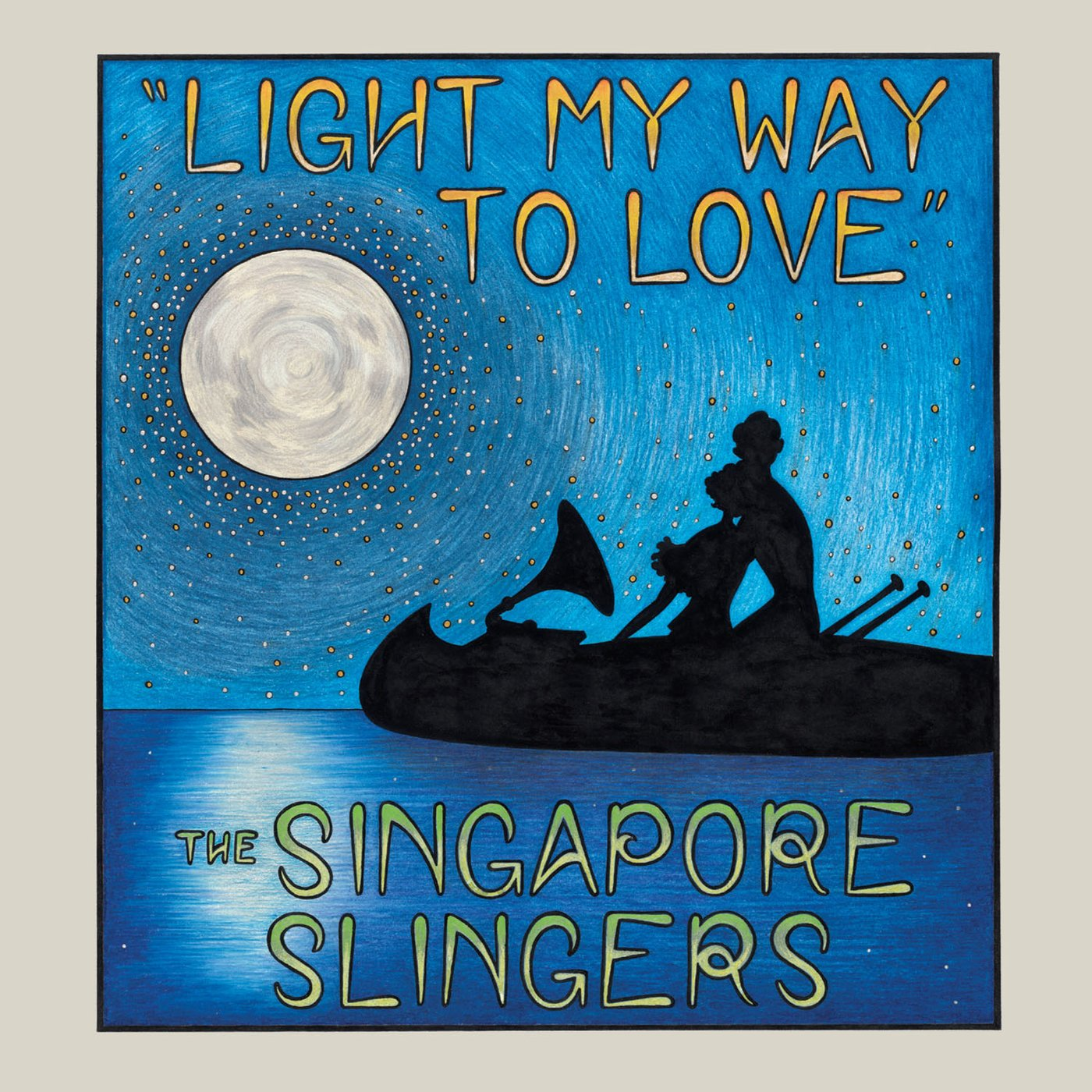 Singapore Slingers Light My Way to Love