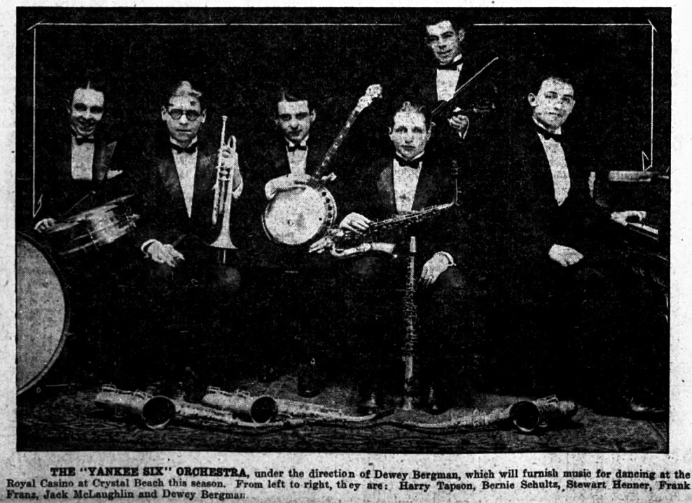 The Buffalodians / The Yankee Six