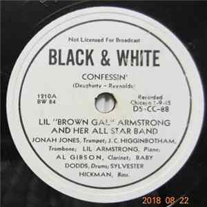 "Lil ""Brown Gal"" Armstrong and her All Star Band"