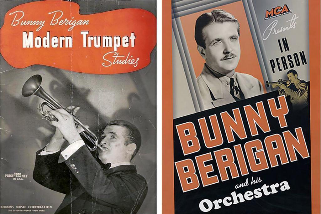 Bunny Berigan Publicity Posters