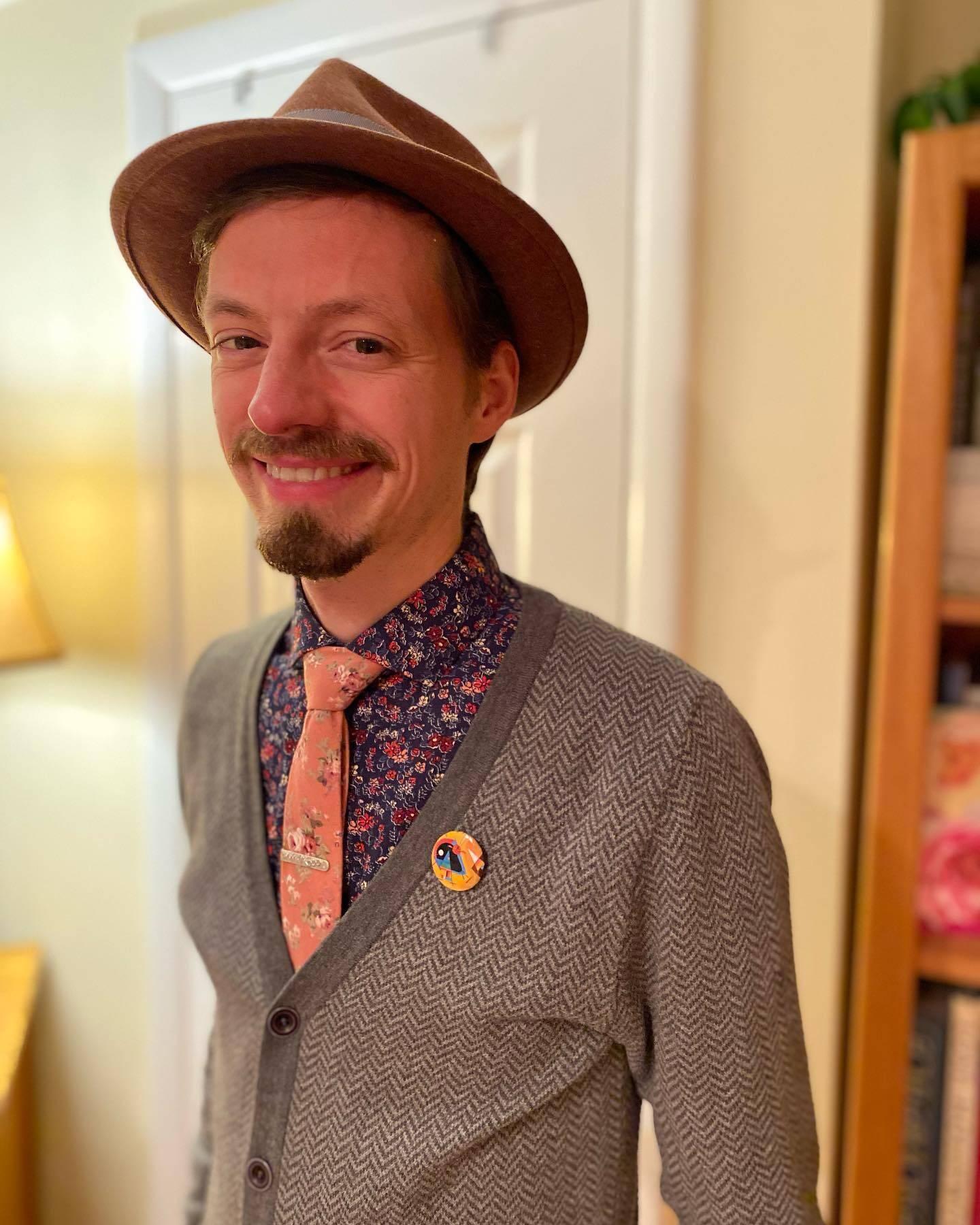 Eric Heveron-Smith portrait