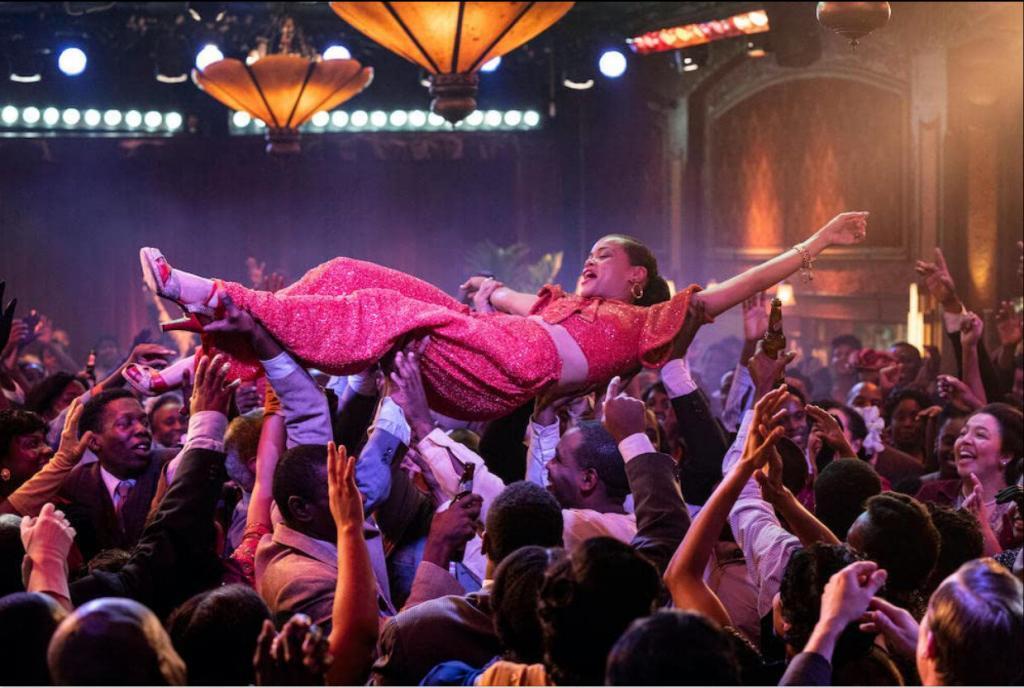 Billie Holiday Crowd Surf