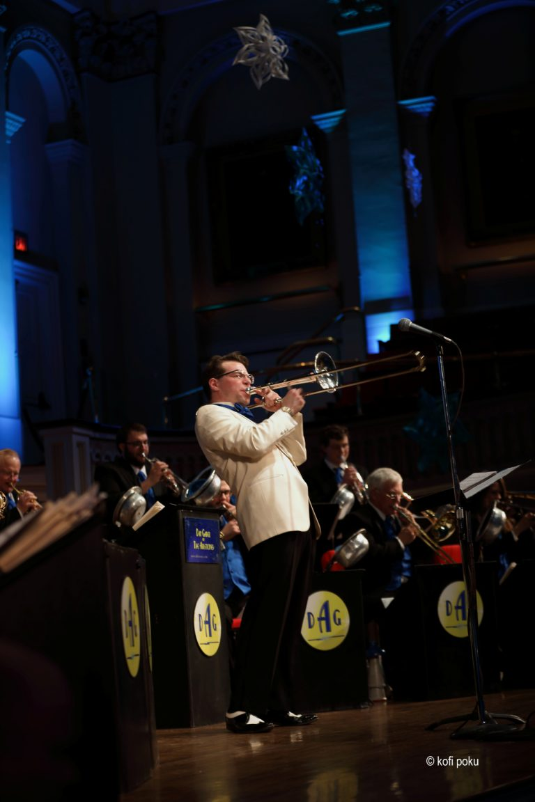 Dan Gabel Champions Big Band and Vintage Jazz