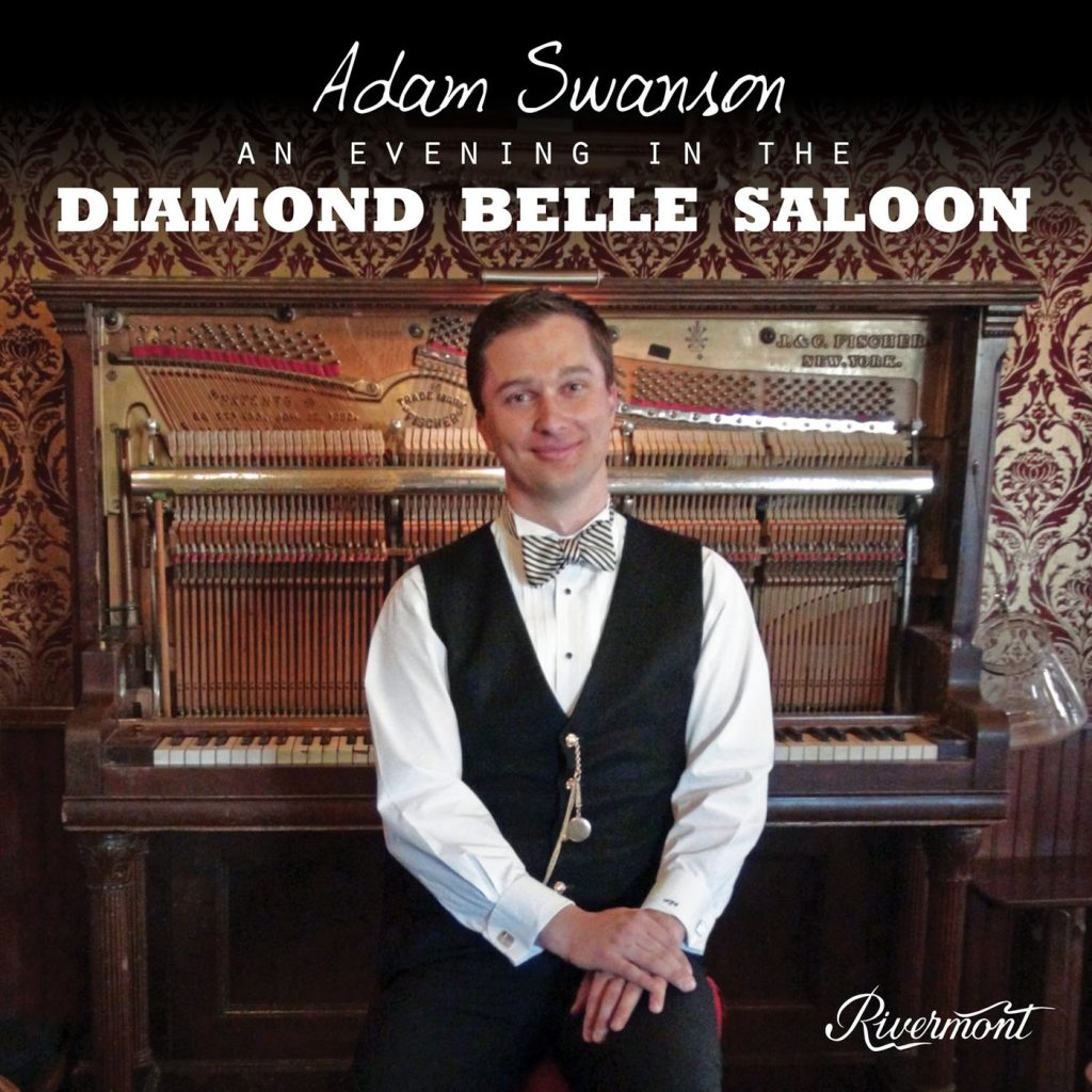 Adam Swanson an evening in the Diamond Belle Saloon