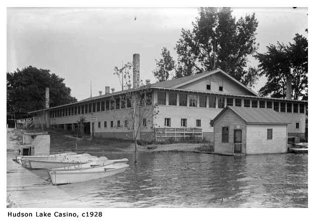 Hudson Lake c1928