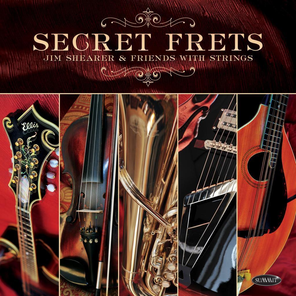 Jim Shearer Secret Frets