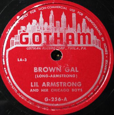 Lil Armstrong Chicago Boys Gotham