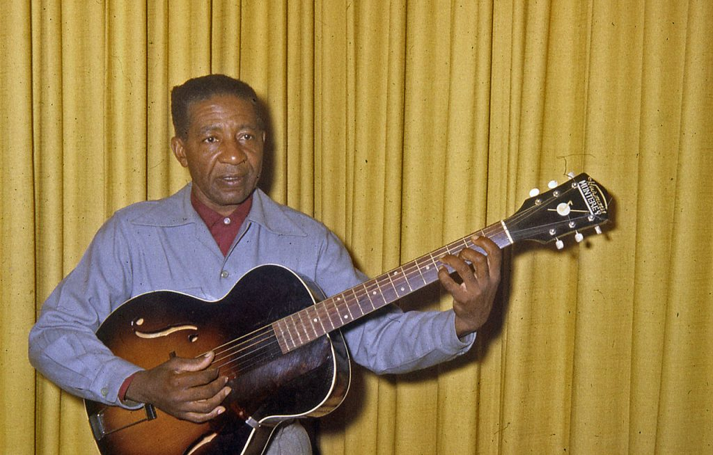 Lonnie Johnson 1960