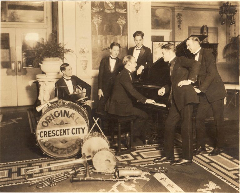 Original Crescent City Jazzers