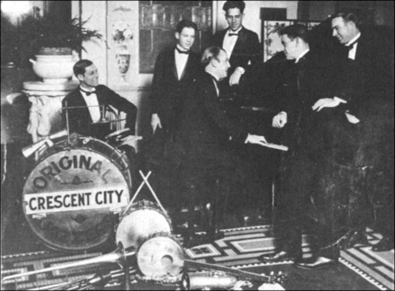 Original Crescent City Jazzers
