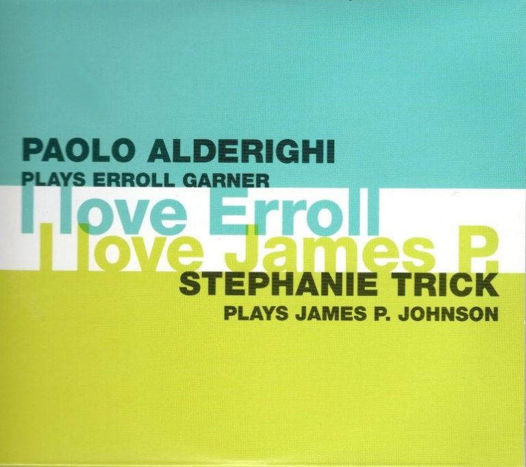 Paolo & Stephanie • I Love Erroll, I Love James P.