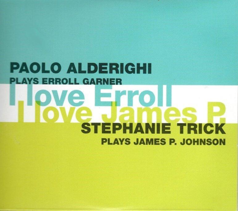 Paolo & Stephanie • I Love Erroll, I Love James P.