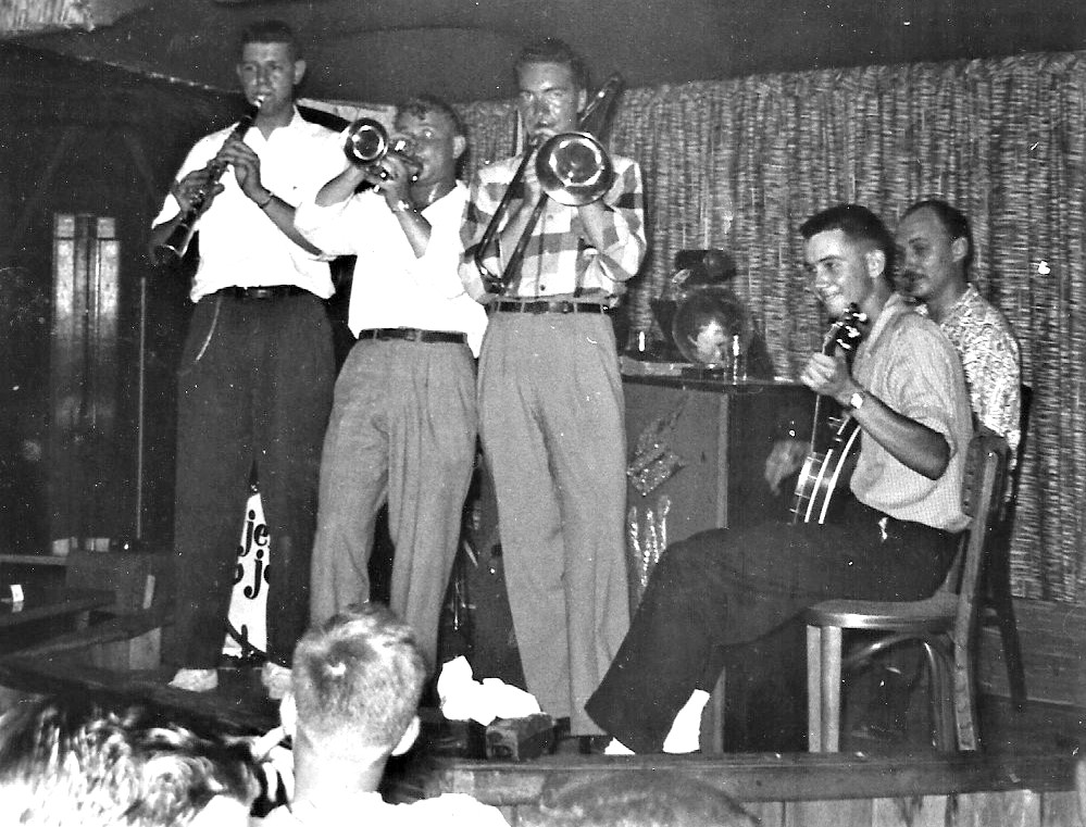 Original Salty Dogs Jazz Band