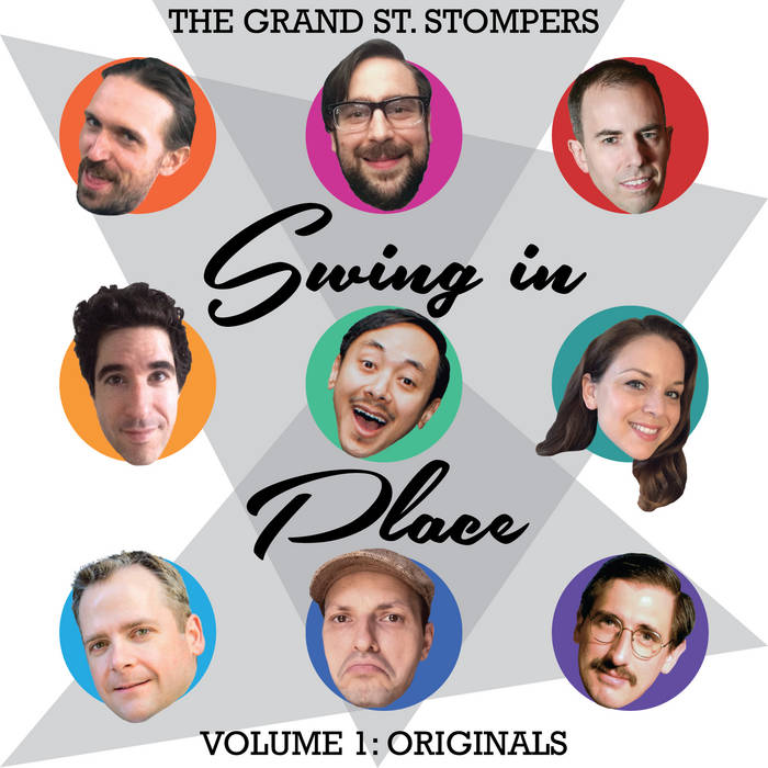 The Grand St. Stompers • Swing in Place Vol. 1 & 2
