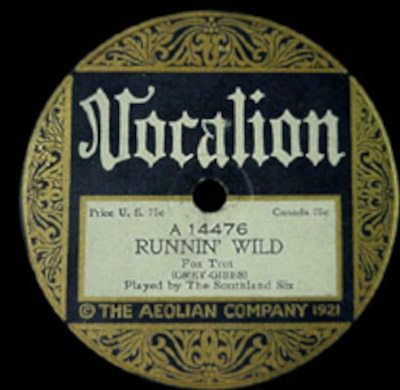 Vocalion-A-14476 The Southland Six