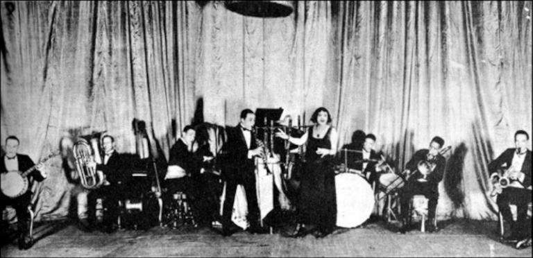 Wilbur Sweatman Acme Syncopators1923