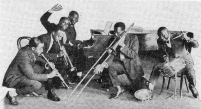 Wilbur Sweatman's Jazz Orchestra - 1918