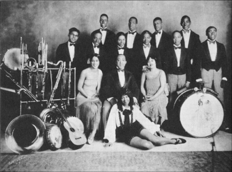 Wilbur Sweatman's Jazz Orchestra - 1928