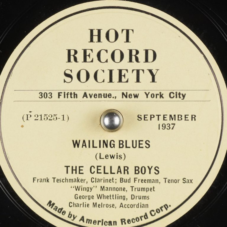 The Cellar Boys