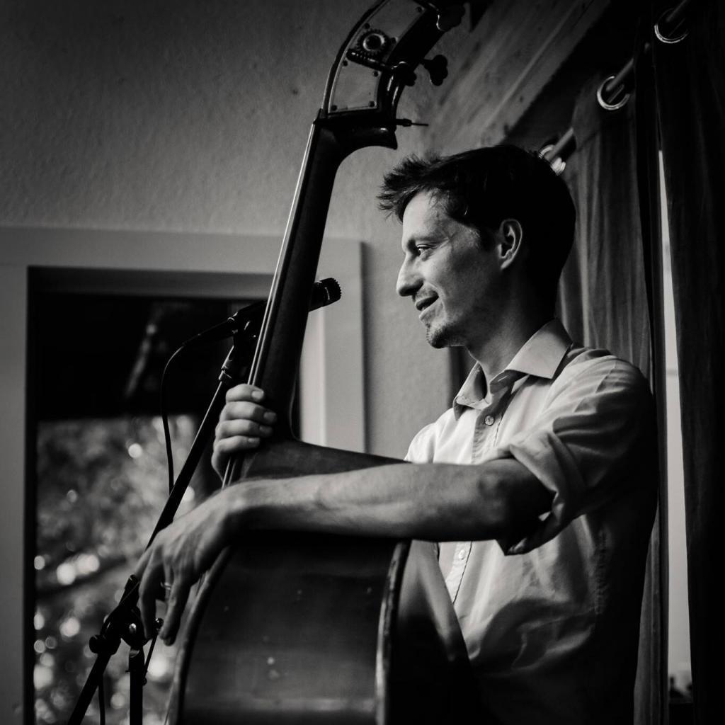 Eric Heveron-Smith on upright bass