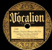 Original Washboard Band with Jasper Taylor