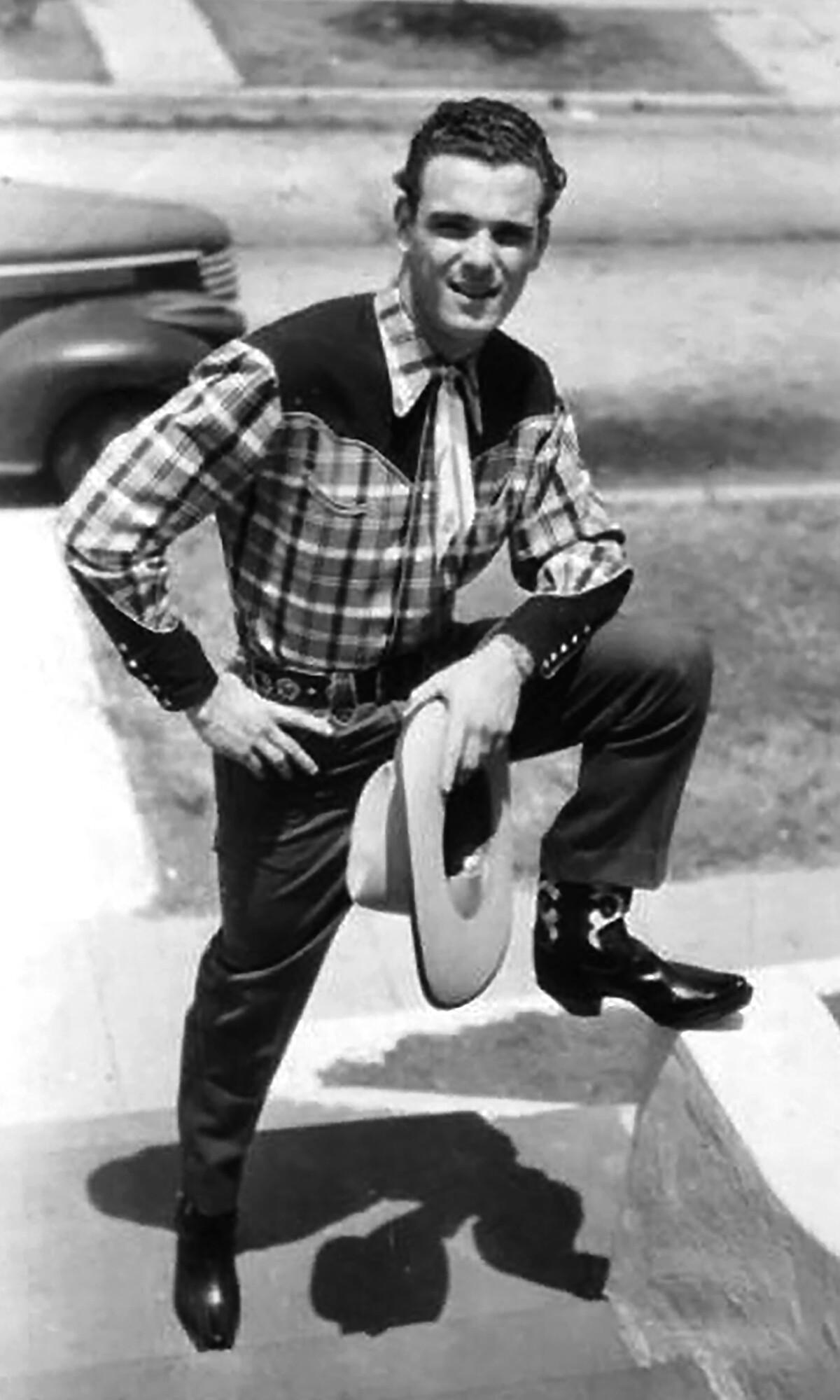 Western Swing Bobby Bruce
