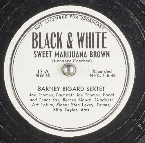 Barney Bigard Sextet