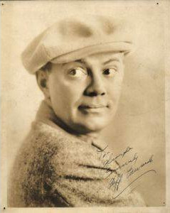 Cliff Edwards in the early 1920s