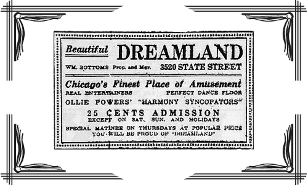 Dreamland Cafe Chicago