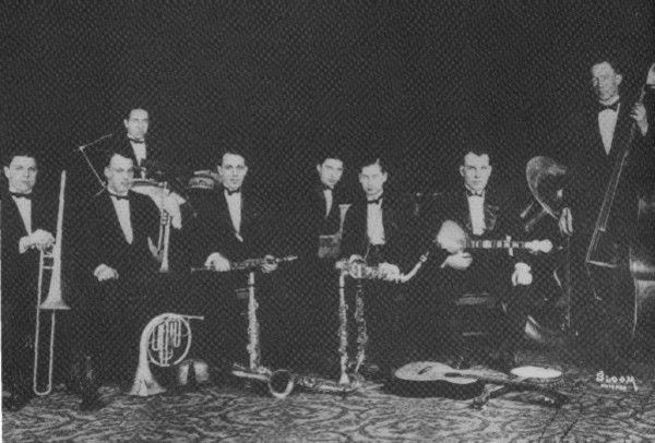 Elmer Schoebel's Friars Society Orchestra