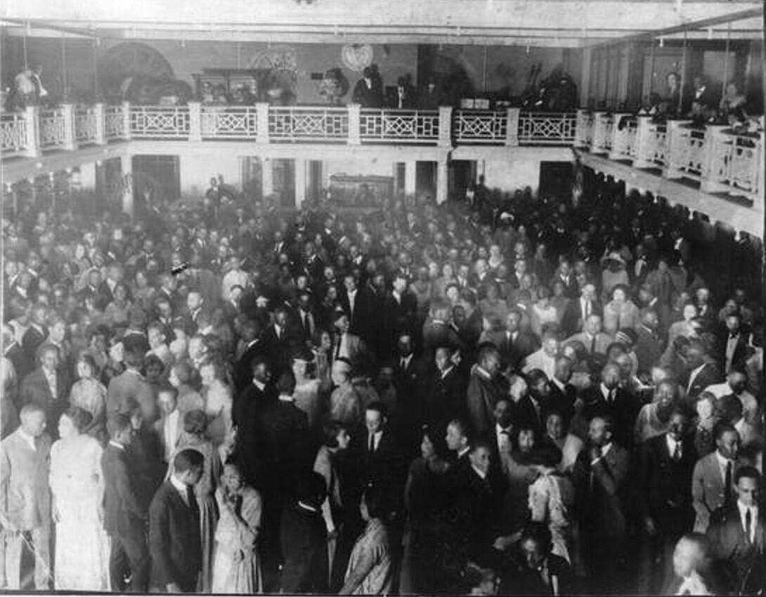 Hotel Bienville Roof Ballroom, New Orleans