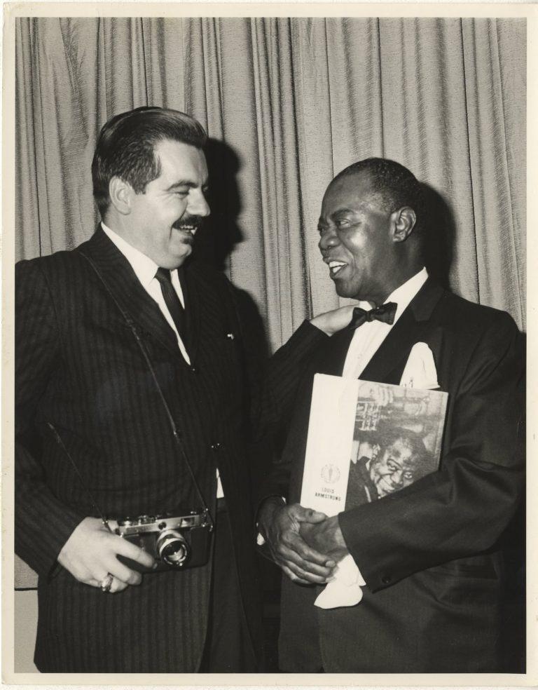 Jack Bradley Louis Armstrong LAHM