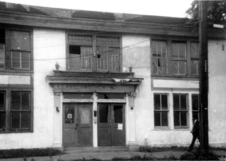 Longshoremen's Hall New Orleans