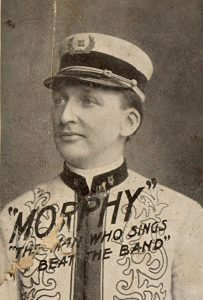 Bert Morphy: The Man Who Sang to Beat the Band