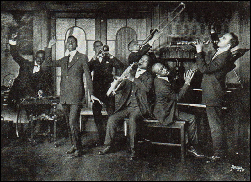 Noble Sissle and his Sizzling Syncopators