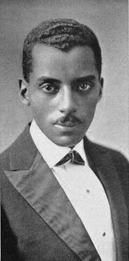 Noble Sissle, circa 1921.