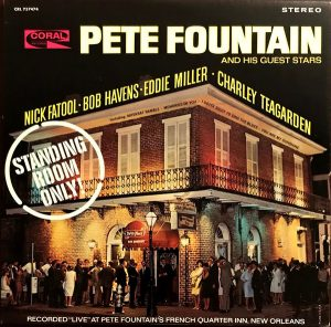Pete Fountain Standing Room Only