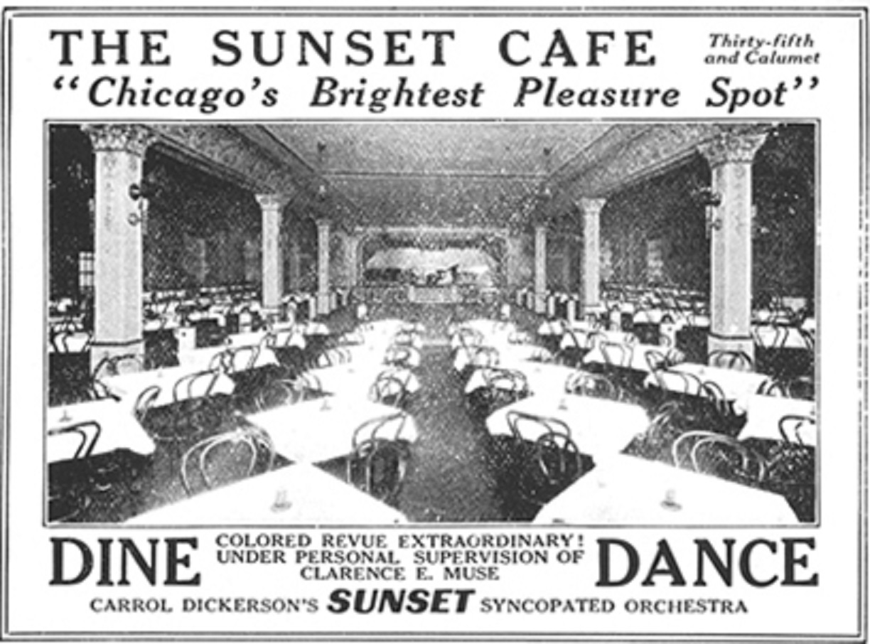Sunset Cafe Chicago