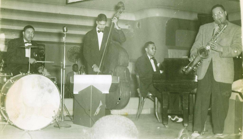 Joe St. John: A Tale in Two Jazz Cities