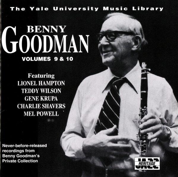 Roundtable: The Benny Goodman Sextet at Basin Street East, 1954